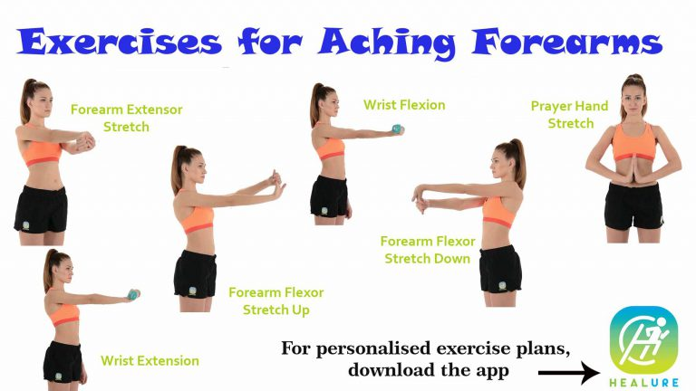Exercises for Aching Forearms