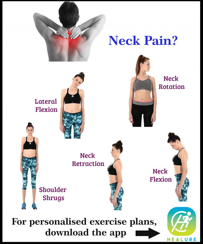 Exercises Neck Pain
